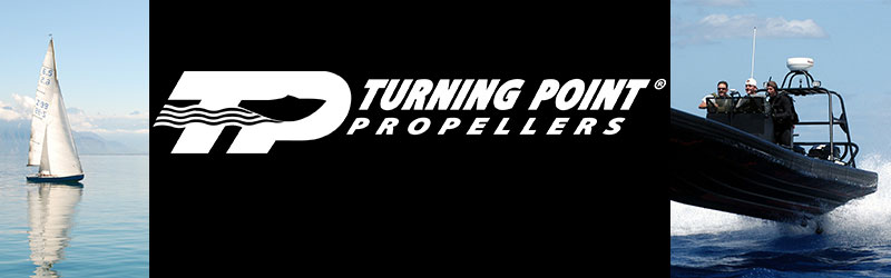 TURNING POINT propeller