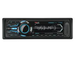BOSS Marine Radio 1308UAB i Sort