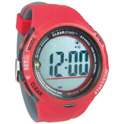 Ur, ronstan clear start sailing watch red
