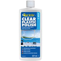 Star Brite Clear Plastic Polish Step 2