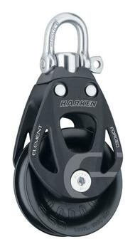 "Harken ""Element""  Enkelt med svirvel til 14 mm line"