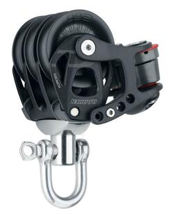 "Harken ""Element"" Trippel med svirvel/150-Cam 12 mm line"