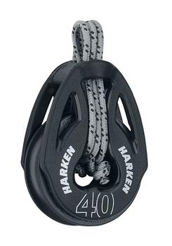 Harken T2™  Soft Attach Enkelt til 10 mm line