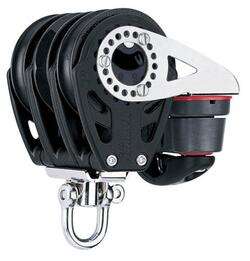 Harken Carbo Ratchet Trippel svirvel 150 Cam-Matic til 10 mm line