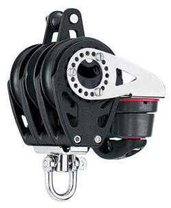 Harken Carbo Ratchet Trippel svirvel 150 Cam-Matic hunsvot til 10 mm line