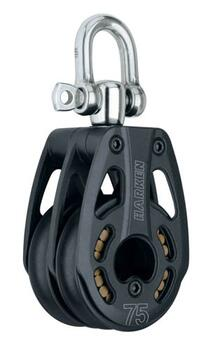 Harken Black Magic Dobbelt til 14 mm line