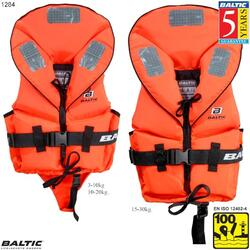 Pro Sailor redningsvest BALTIC 1284 orange