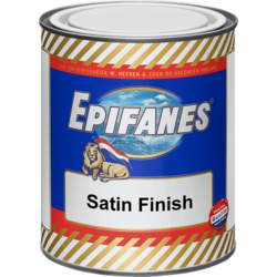 Epifanes Satin finish, mat hvid 750 ml