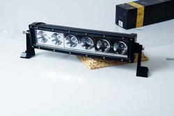 1852 Led dækslys/spot 6x10w ms-n060