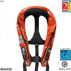 Baltic Legend 305 SOLAS Orange PVC 2801