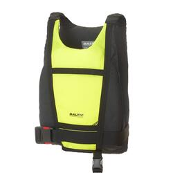 Baltic Paddler Kano / Kajak Vest i UV-Gul/Sort