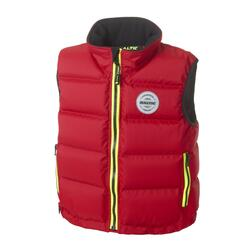 Baltic Surf & Turf junior Flydevest i Rød