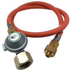 Gasregulator med manometer til Cobb/Weber grill