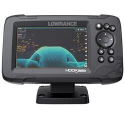 Lowrance Hook Reveal 5 med HDI 50/200hz Tranducer