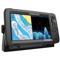 Lowrance Hook Reveal 9 HDI 50/200hz