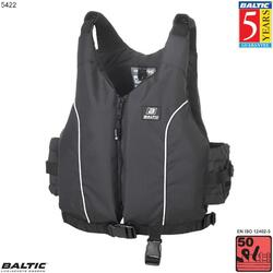 Radial jolle-kajak vest BALTIC 5422 sort