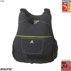 Elite kapsejlads vest BALTIC 5760 sort