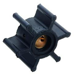Neoprene inboard impeller pin drive with pin
