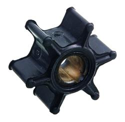 Neoprene outboard impeller key drive