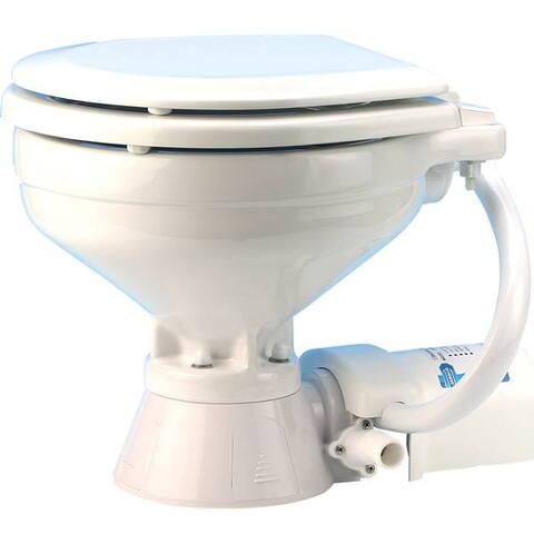 Marinelageret ApS - Køb Jabsco Regular Marine el-toilet 12 volt - Tilbud: 2.599,00 DKK,-