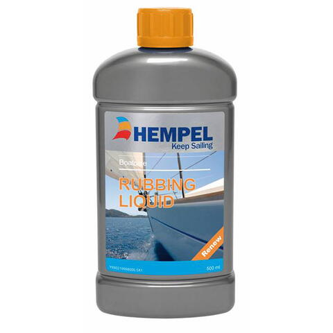 Hempel Rubbing Liquid 500 ml.