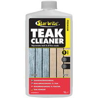 Star Brite Teak cleaner - step 1 1000 ml