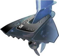 Hydrofoil Type 300 Sort  40-300 hk