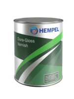 Hempel DURA-GLOSS VARNISH  750 ml.